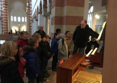 Orgelentdeckertag 2016 | Foto: Grit Schubert