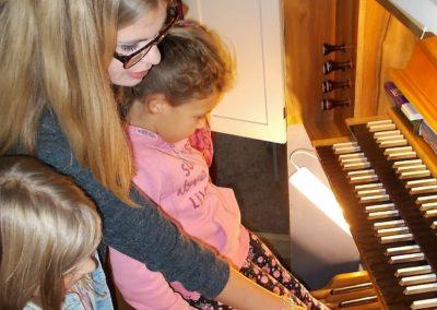 Orgelentdeckertag in St. Martin Wrestedt | Bild: Dieter Schoop