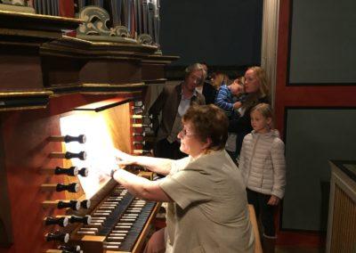 Orgelentdeckertag in St. Nicolai Lauenstein | Bild: Privat