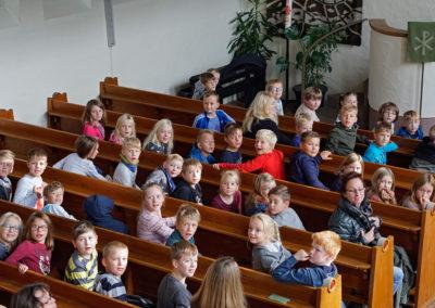 Orgelentdeckertag mit Kreiskantor Raphael Nigbur und Sprecher Werner Kieselbach in Wesendorf | Bild: Marion Schuckart